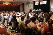 Nearly 200 business people joined at the Brown Palace Hotel to hear the panel of experts discuss the Patient Protection and Affordable Care Act.