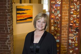 Sharon Linhart is the founder and managing partner of Linhart Public Relations. The award-winning firm now has a record total of 27 employees.