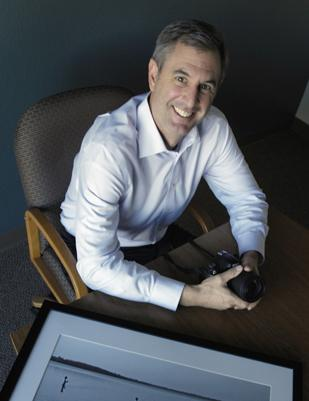 Jesse Wolff, president and CEO of Goodwill Industries of Denver, joined the organization in August 2010.