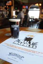 Wynkoop Brewing has created Malt Madness, a special beer just for the Final Four. Malt Madness is an English-style brown ale.
