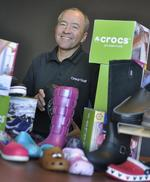 Crocs posts record revenue, but disappoints analysts