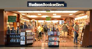 The Hudson Booksellers stores at Denver International Airport, like the one in this photo, will get a makeover with the Tattered Cover name.