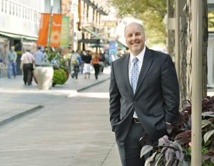 Richard Scharf is president/CEO of Visit Denver and board chairman for the Colorado Tourism Office.