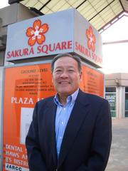 Gary Yamashita is the general manager for the Sakura Square Management Corp., which manages apartments and a parking garage for the Tri-State Buddhist Church Apartments Inc., a nonprofit, organization that owns Sakura Square in LoDo.