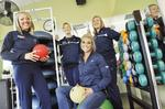 On-site fitness center benefits Amgen's employees