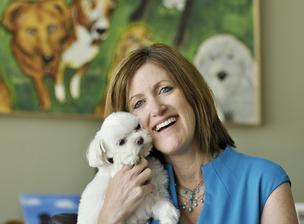 Heidi Ganahl founded Camp Bow Wow in 2000 and began franchising the company in 2003.