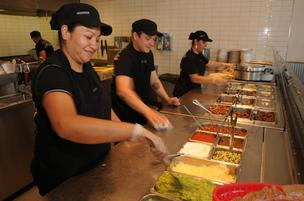 Chipotle reported 18 percent higher revenue in the third quarter.
