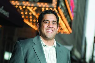Arif Gangji is president of Neon Rain Interactive. 40 under 40