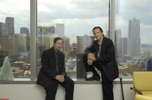 Larry Pozner and Dan Reilly  are the namesakes of Reilly Pozner LLP. They were honored in Band 1 for litigation law.