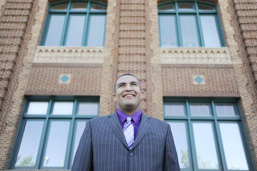 Josh Running Wolf is president and CEO of the Rocky Mountain Indian Chamber of Commerce.