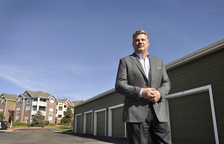 Rocky Sundling is president of the Apartment Association of Metro Denver and a vice president at Echelon Property Group. He says property management is all about service.