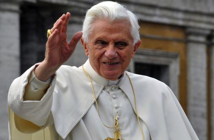 Pope Emeritus Benedict XVI will make way for Pope Francis.