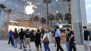 No. 7: Highland Village Apple store opening attracts hundreds