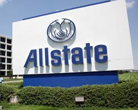 Allstate said it would buy back as much as $1 billion of its shares.