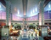 No. 4: Dallas Fort Worth International Airport, domestic round trip average of $449.40