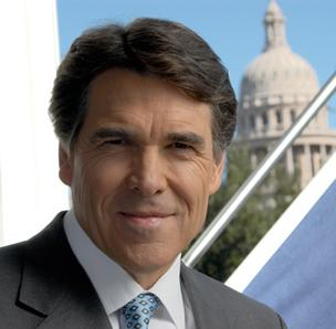 Gov. Rick Perry notified the federal government he doesn't intend to expand medicaid or create health insurance exchanges in the state.
