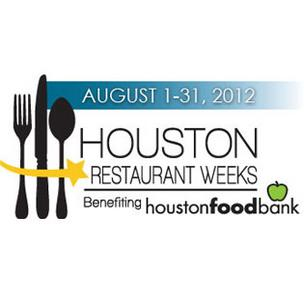 Houston Restaurant Weeks 2012 raised more than $1.2 million for the Houston Food Bank, breaking the record it set last year by 52.8 percent.