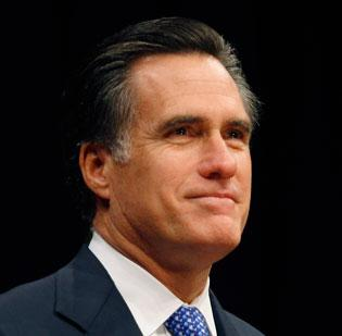Presidential candidate Mitt Romney was the focus of the Tampa campaign event.