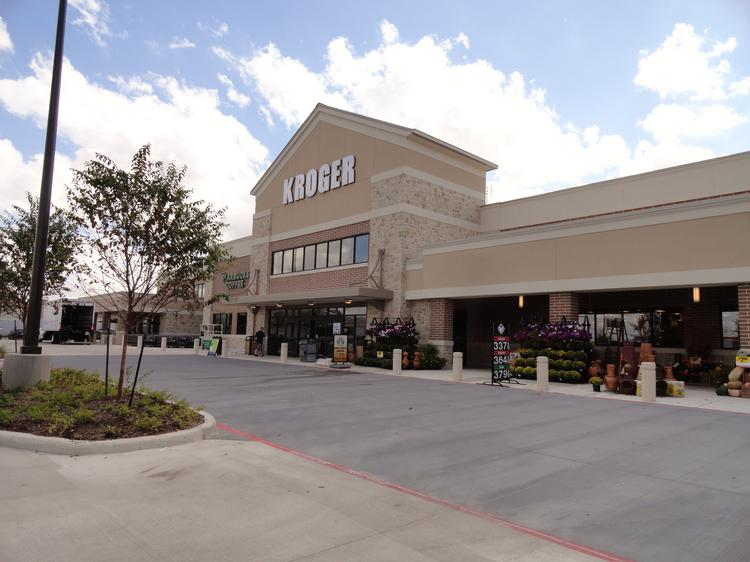 Kroger's newest Houston-area store at 1440 Studemont opened Friday to the public.