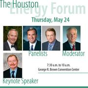 Join keynote speaker John Felmy, chief economist of the  API, and panelists Bobby Tudor, CEO of Tudor, Pickering, Holt & Co.;  Steve Trauber, head of global energy investment banking of Citigroup  Inc.; and Floyd Wilson, CEO of Halcon Resources Corp., as they discuss  the future of the energy industry and how it affects Houston. Robert  Thomas, partner and head of the energy division at Porter Hedges, was the  moderator.