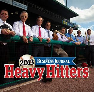 Heavy Hitters 2013