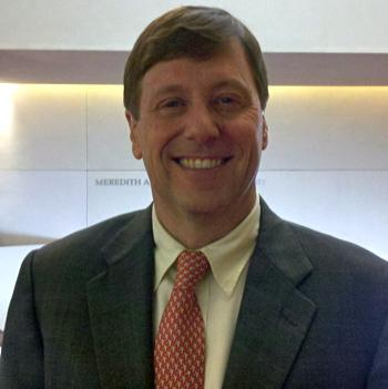 Jim Compton, executive vice president and chief revenue officer for United.