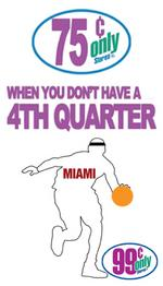 99 Cents stores poke fun at <strong>LeBron</strong> <strong>James</strong>