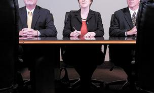 Women and men on boards disagree about diversity, a new study says.