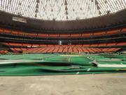 The Astrodome has sat vacant and unused for years.