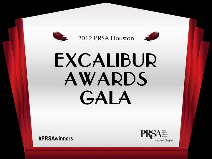Click through for a slideshow of all the PRSA Excalibur Awards winners.