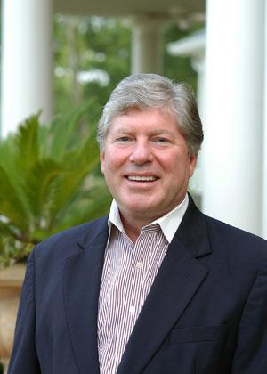 Doug Goff, COO of Houston-based Johnson Development Development Corp., whose affiliate company has been hired to complete the 1,150-acre Discovery at Spring Trails residential community.