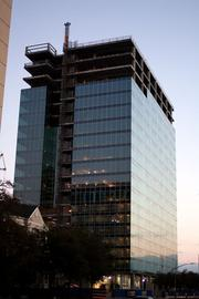 10. Skanska building - At 3009 Post Oak Blvd., Skanska  USA recently secured its first lease for the 302,000-square-foot office  development. Datacert Inc. will occupy more than 49,000 square feet  inside the 20-story building.