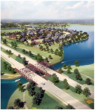 Caldwell Cos. launches a custom home community in Towne Lake called Water's Edge Towne Lake.