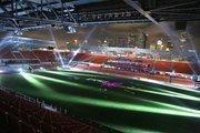 BBVA Compass Stadium on May 1 during Statoil's OTC party.