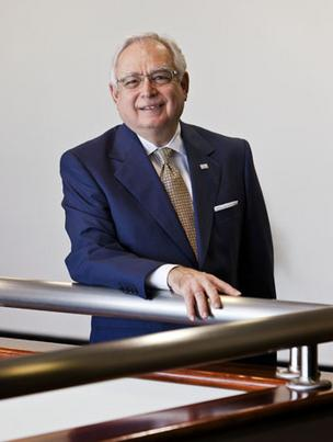 George Martinez, CEO of Allegiance Bank Texas