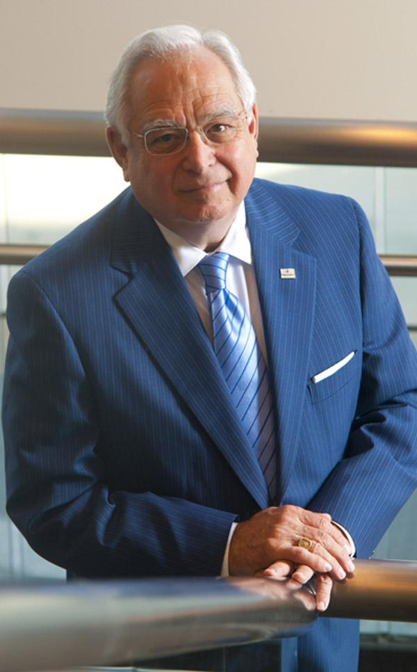 George Martinez, CEO of Allegiance Bank Texas, remembers the state banking crisis of the 1980s. Photo: Chris Curry