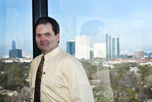 Jim Sloan, president of Jim Sloan & Associates, a Houston-based financial advisory firm