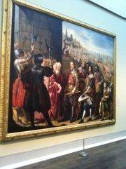 The Relief of Genoa, by Antonio de Pereda y Salgado, 1634-1635. Oil on canvas.