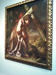 Christ on the Way to Calvary, by Juan de Valdes Leal, circa 1661. Oil on canvas.