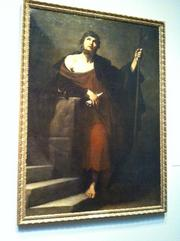 Saint James the Greater, or Saint Alexis of Rome, by Jusepe de Ribera, 1631/1637. Oil on canvas.
