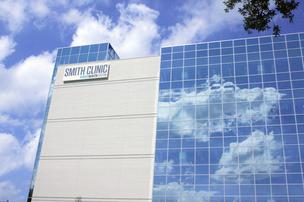 Smith Clinic, located at 2525-A Holly Hall, will begin full operations with patients Oct. 1. Click through the slideshow for a sneak peek of the new facility.