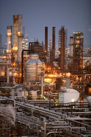 Moody's Investors Service upgraded Ohio-based Marathon Petroleum Corp.'s (NYSE: MPC) rating outlook to positive from stable, in part due to the Galveston Bay refinery it recently acquired from BP Plc (NYSE: BP).