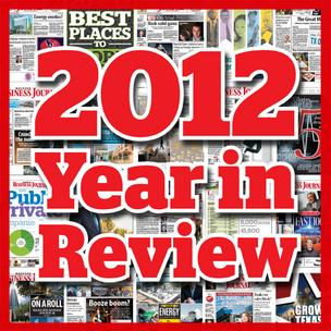 Click through the slideshow to see some of HBJ's favorite photos of 2012.