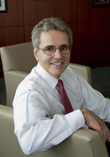Dr. Ronald DePinho is the president of M.D. Anderson Cancer Center. He co-founded Aveo Pharmaceuticals.