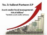 Salient Partners hires former UBS exec as managing director