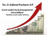 Salient Partners is on HBJ's Largest Houston-Area Money Management Firms, ranked at No. 5. The list was published April 6.