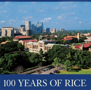 Through theCentennial Campaign, Rice University has raised more than $1 billion dollars since 2008, the largest fundraising effort in the school's 100-year history.