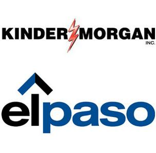 Kinder Morgan's $21 billion acquisition of El Paso is expected to close by the end of May.