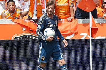 Beckham's new MLS gold