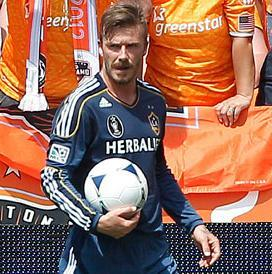 David Beckham will wrap his six-year career with the Los Angeles Galaxy after the MLS Cup on Dec. 1.